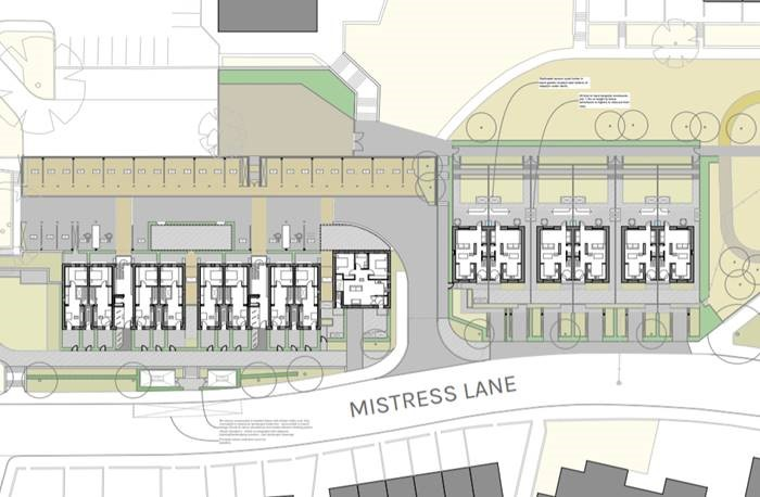 Mistress Lane Granted Planning Approval - SCP